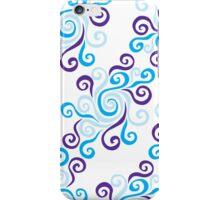 Swirl Pool Pattern iPhone Case/Skin
