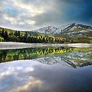 Silver Lake Flat Reservoir, Utah by Ryan Houston