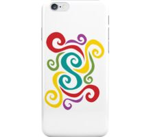Swirl Dance iPhone Case/Skin