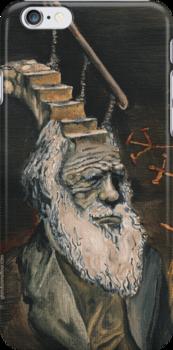 Darwin Took Steps by Glendon Mellow by Glendon Mellow