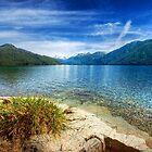 Lago Nahuel Huapi, Bariloche, Argentina by strangelight