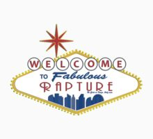 Welcome To Rapture (Polished) by Adam Angold