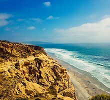The Ocean Hills of Torrey Pines by Jack Daniel Ciallella