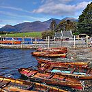 Keswick Derwent Water (HTC) - 1  by PhotogeniquE IPA