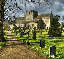 The Church Of St Michael Barton by VoluntaryRanger