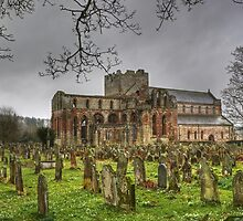 The Priory At Lanercost by VoluntaryRanger