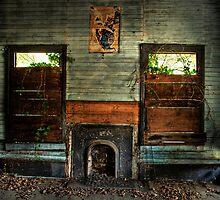 Old Living Room by jdavidsonart