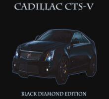 Cadillac CTS-V by tapiona