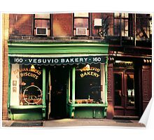 Vesuvio Bakery - Soho - New York City Poster