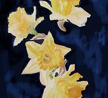 Daffodils  by JennyArmitage