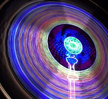 Huge spinning top by yampy