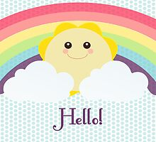 Hello Sunshine by sweettoothliz
