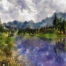 Reflections of Nature by Erica Yanina Lujan