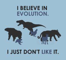 Evolution Shirt T-Shirt