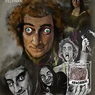 THE ABNORMALLY GOOD MARTY FELDMAN ! by Ray Jackson