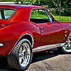 1967 Camaro by Keri Harrish