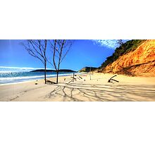 Coloured Sands - Rainbow Beach Photographic Print