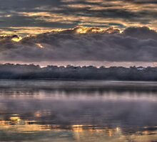 Storm Front - Narrabeen Lakes, Sydney Australia - The HDR Experience by Philip Johnson