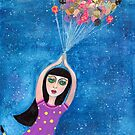 Missy and the Moon Balloons by Meliesque