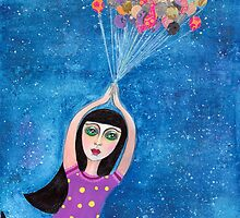 Missy and the Moon Balloons by Melissa Underwood