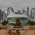 Canada Place B.C.Canada by Ravred