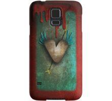 Gothic Heart Samsung Galaxy Case/Skin