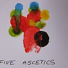 Five Ascetics by leunig