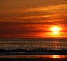 Banna Sunset by Piskins72