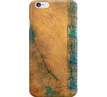 Mesoamerican Stone Art iPhone Case iPhone Case/Skin