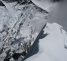 Lhotse From Island Peak by Jan Vinclair