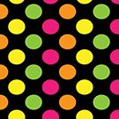 retro dots by DjenDesign