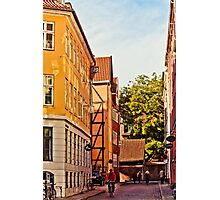 Copenhagen Indian Summer Photographic Print