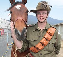 The Australian Light Horse - Royal Hobart Show 2011 by PaulWJewell