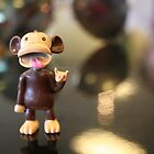 Rock Monkey by Hannahduong