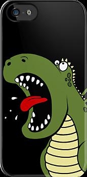 Dino Roar - Black by MyLittleBigTown