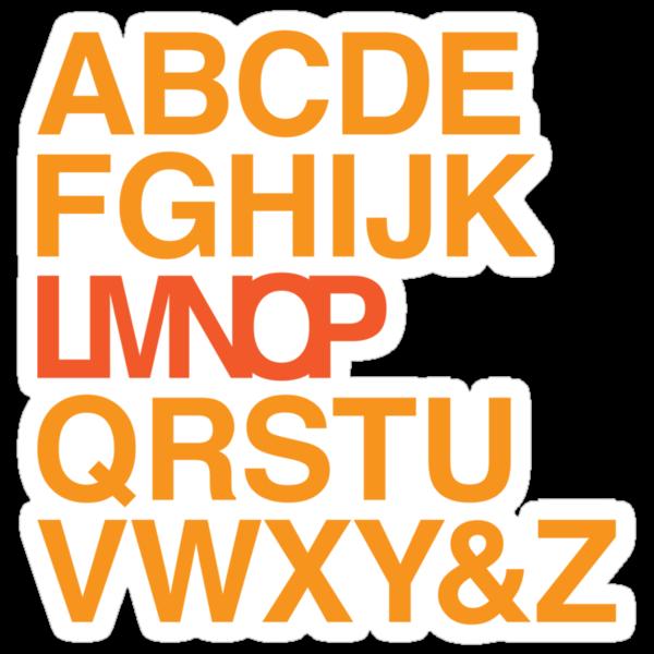 Alphabet by Brinkerhoff