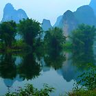 on the Li river by supergold