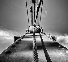 Lifting Clouds by Bob Larson