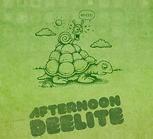 Afternoon Deelite by metalspud