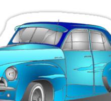 Holden FJ Sedan  1956 Sticker