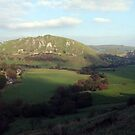 Chrome Hill & Parkhouse Hill by GreenPeak
