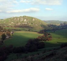 Chrome Hill & Parkhouse Hill by Paul  Green