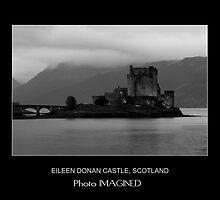 EILEEN DONAN CASTLE, SCOTLAND by PhotoIMAGINED