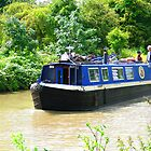 Narrowboat by trobe