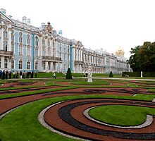 Catherine Palace by Mark Prior