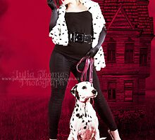 Cruella Geeville by Julia  Thomas