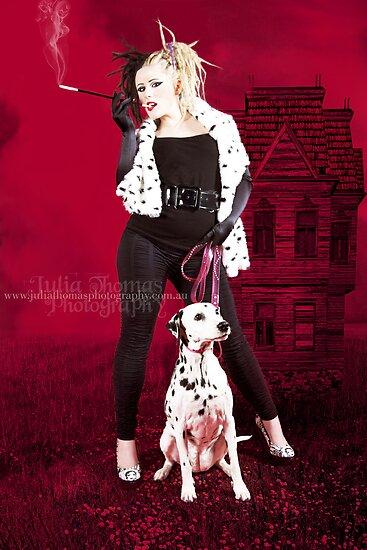 Cruella Geeville by Julia  Thomas