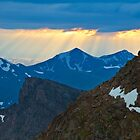 Colorado Rocky Mountain Majesty by CrowningGlory