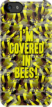 I'm Covered in Bees! by Brian Edwards