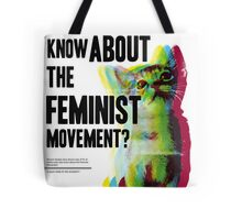 Is Your Cat Ready? Tote Bag